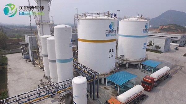 Factory price ethylene oxide gas